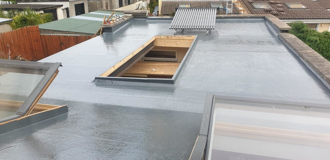 TriRoof Complete GRP Roofing System