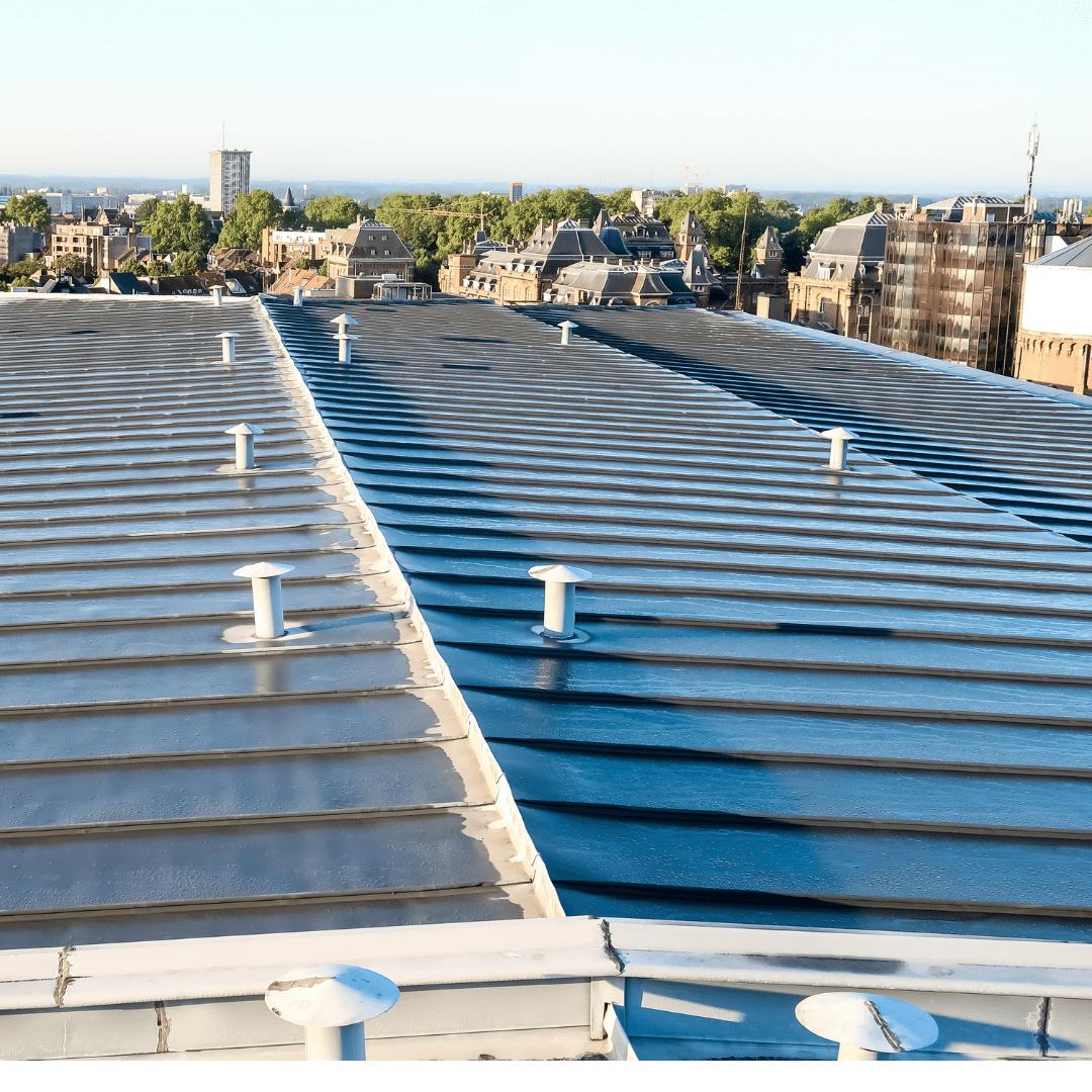 TriRoof Waterproofing Roof System